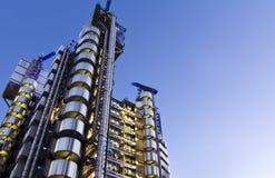 La construction de Lloyd, Londres Photographie stock