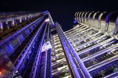 La construction de Lloyd, Londres Image libre de droits