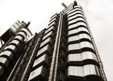 La construction Londres de Lloyd Image stock