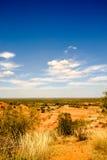 La contea di Dickens, il Texas Immagini Stock