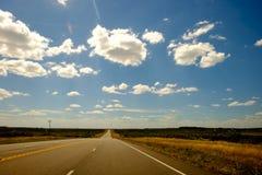 La contea di Dickens, il Texas Fotografia Stock Libera da Diritti