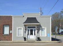 La contea di Fayette Tennessee Administrative Offices fotografia stock libera da diritti