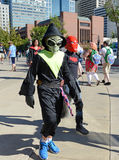 La convention comique d'escroquerie en Utah illustre la popularité continue de ces conventions Photographie stock libre de droits