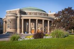 La convocación Pasillo de la universidad de Toronto Fotografía de archivo libre de regalías
