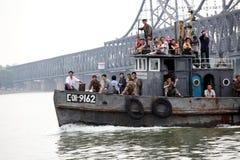 La Corée du Nord 2013 Images libres de droits
