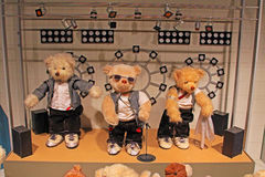 La Corée Séoul Teddy Bear Museum Photo libre de droits