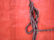 La corda Immagine Stock Libera da Diritti