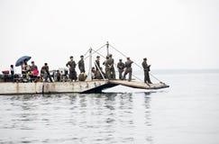 La Corée du Nord 2011 Photographie stock