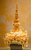La corona della femmina orientale tailandese Fotografia Stock