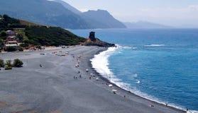 La Corsica Fotografia Stock