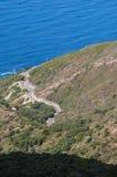 La Corsica, Corse, Cap Corse, Corse superiore, Francia, Europa, isola Immagini Stock Libere da Diritti
