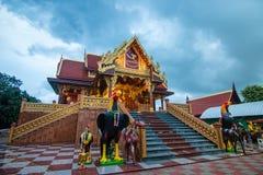 La corte de rey Taksin Fotografía de archivo