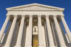 La Corte suprema di U.S.A. immagini stock