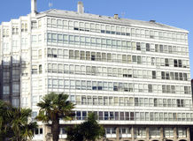 La Coruña Stock Photo