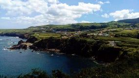 La costa imagen de archivo