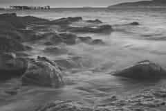 La costa. Imagenes de archivo