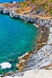 La costa costa Imagen de archivo libre de regalías