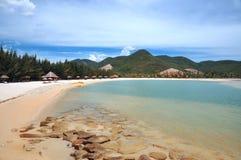 La costa costa Fotos de archivo libres de regalías
