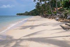 La costa costa de Koh Samui Imagen de archivo libre de regalías
