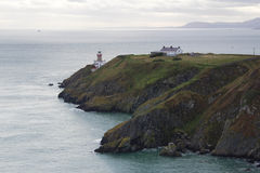 La costa costa irlandesa Fotografía de archivo