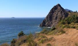 La costa de Oregon imagen de archivo libre de regalías
