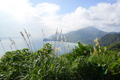 La Costa del Pacífico fotos de archivo