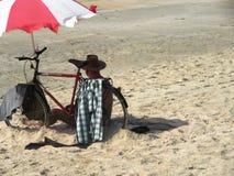 La costa e le spiagge di Goa immagine stock