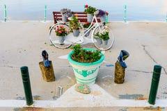 La costa escénica Fotografía de archivo libre de regalías