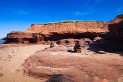 La costa rocosa Imagen de archivo