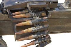 La costola delle munizioni fotografia stock libera da diritti