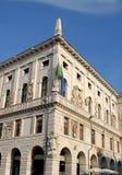 La costruzione che alloggia municipio di Padova ha individuato in Veneto (Italia) Fotografia Stock Libera da Diritti