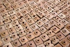 La costruzione d'annata del modello del dettaglio della natura di lerciume del fondo del fondo del granito dell'eleganza della la Fotografia Stock