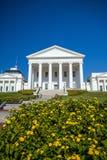 La costruzione del capitale dello Stato in Richmond Virginia immagine stock