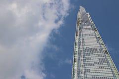 La costruzione del coccio a Londra, Inghilterra Immagini Stock Libere da Diritti