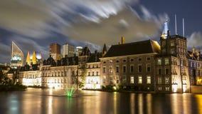 La costruzione del Parlamento dei Paesi Bassi Immagini Stock Libere da Diritti