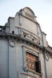 La costruzione del periodo del Republic Of China Immagine Stock