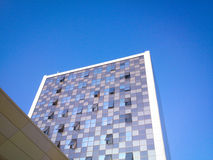 La costruzione dell'hotel Immagine Stock Libera da Diritti