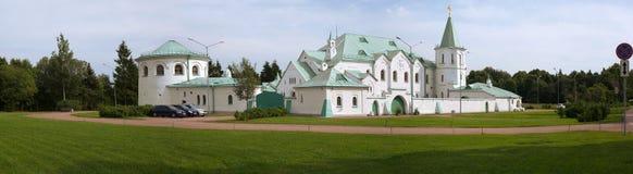 La costruzione della camera militare nella Museo-riserva dello stato di Tsarskoe Selo Fotografia Stock