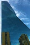 La costruzione della fontana a Dallas Immagini Stock Libere da Diritti