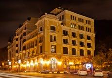 La costruzione di appartamento in Kyiv Immagine Stock