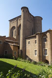 Museo di Tolosa Lautrec di Albi Fotografia Stock Libera da Diritti