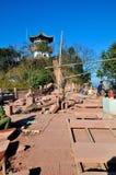 La costruzione di punta Fotografia Stock