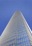 La costruzione più alta a Hong Kong Fotografia Stock Libera da Diritti