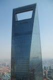 La costruzione più alta a Schang-Hai Fotografie Stock