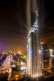 La costruzione più alta in Tailandia Immagini Stock Libere da Diritti