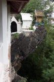 La costruzione tradizionale della Camera dei fantasmi Immagine Stock