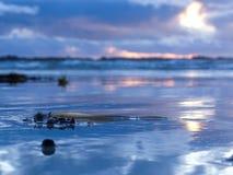 La couleur de la mer et du ciel Images libres de droits