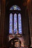 La couleur des fenêtres Photo libre de droits