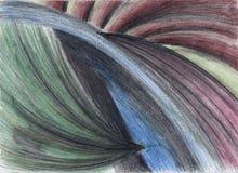 la couleur diffèrent illustration stock