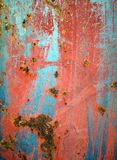 La couleur du métal images libres de droits